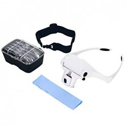 Dental Loupes Eyeglasses Bracket Headband Interchangeable