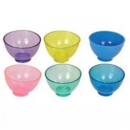 Rubber Bowl Transparent