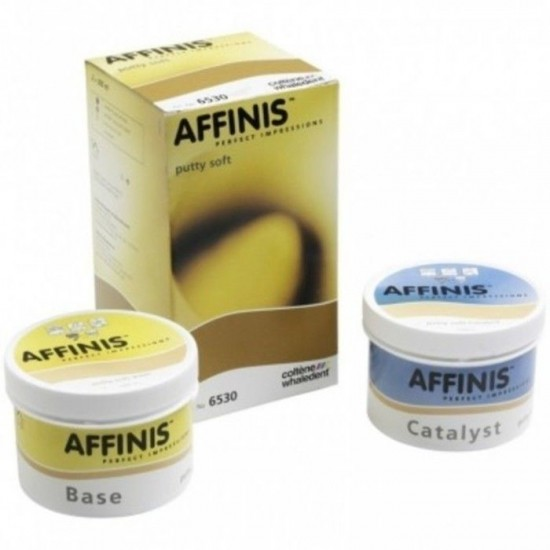 AFFINIS Rubber Base Putty - Addition Silicone