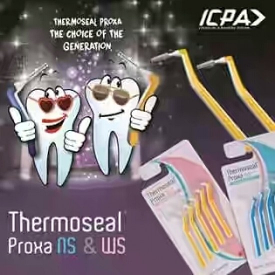 Thermoseal Proxa Interdental Brushes