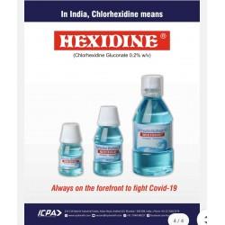Hexidine Mouthwash