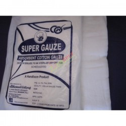 Absorbent Gauze Cloth 18 mtrs.