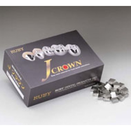 J Crown - Cobalt-chromium alloys Metal