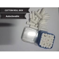 Cotton Roll Box Autoclavable