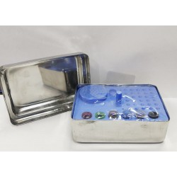 Endo Box Stainless Steel Autoclavable Large